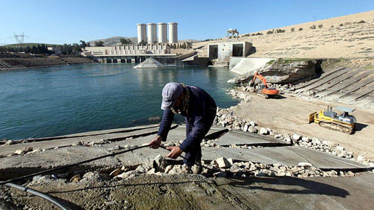 """""""Riesgo grave y sin precedentes"""": Un 'tsunami' amenaza Irak"""