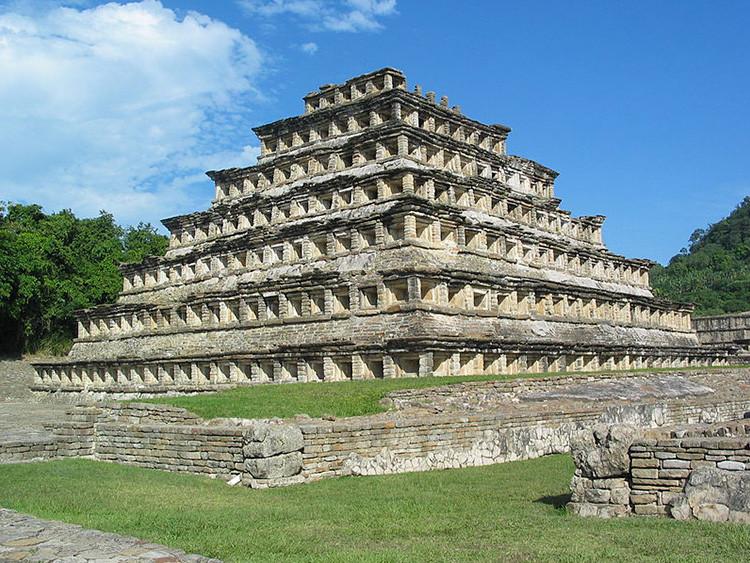 1 Pirámide de los nichos