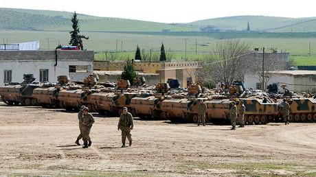 Vehículos militares de Turquía