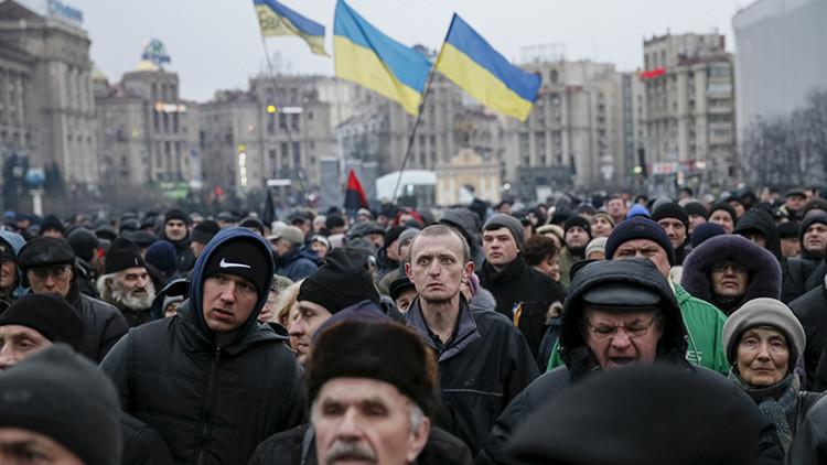 """""""Ucrania se está convirtiendo en una colonia de EE.UU. y es más sumisa que nunca"""""""