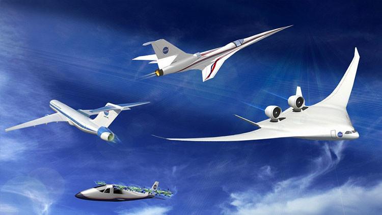 La fama del Concorde les persigue: NASA se lanza a elaborar un nuevo avión supersónico de pasajeros