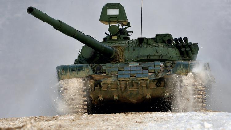 Siria: Nuevo fracaso de terroristas al atacar un tanque T-72 con un misil antitanque guiado (Video)