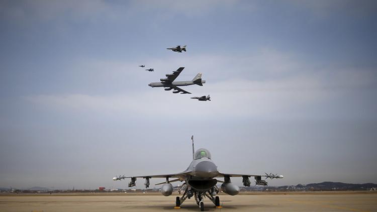 """Agresión a la vista: EE.UU. ensayará un """"bombardeo nuclear"""" cerca de la frontera rusa"""