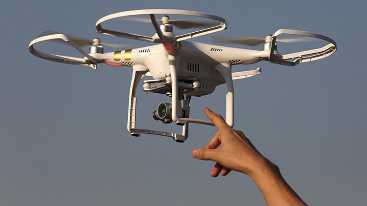Video: Así reaccionan niños africanos al ver un dron por primera vez