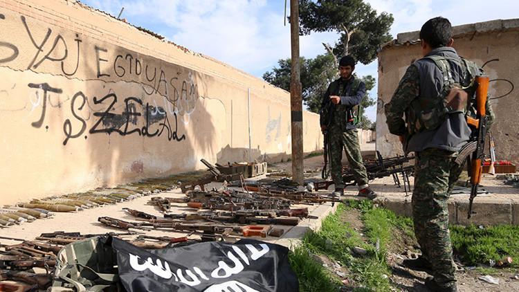 Intrigas entre terroristas: hallan en Siria documentos secretos de los extremistas