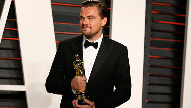El Ministerio de Cultura ruso se une a las bromas sobre el Óscar de DiCaprio