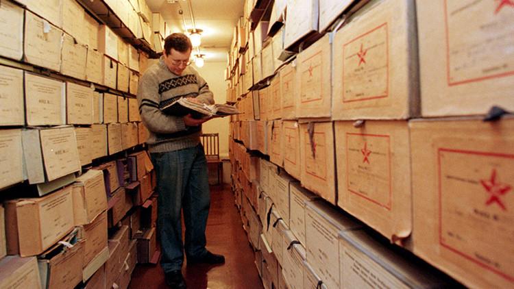 Moscú desclasifica 28.000 documentos de la Alemania nazi confiscados por la URSS