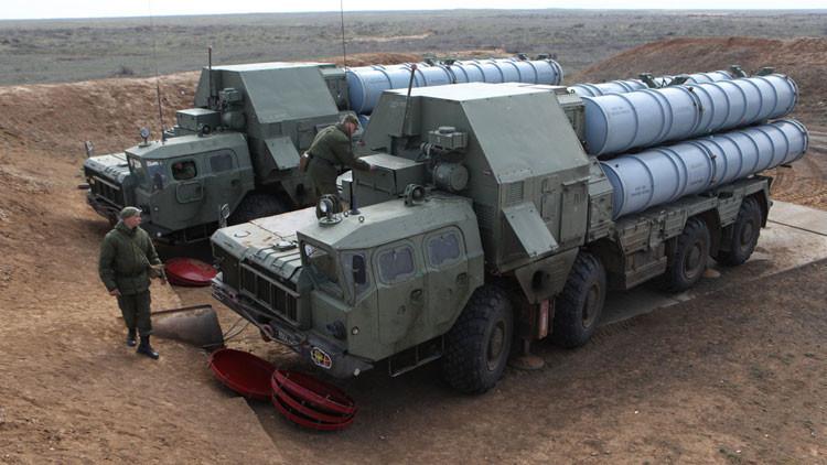 Rusia despliega en Siberia modernizados sistemas tierra-aire S-300PM