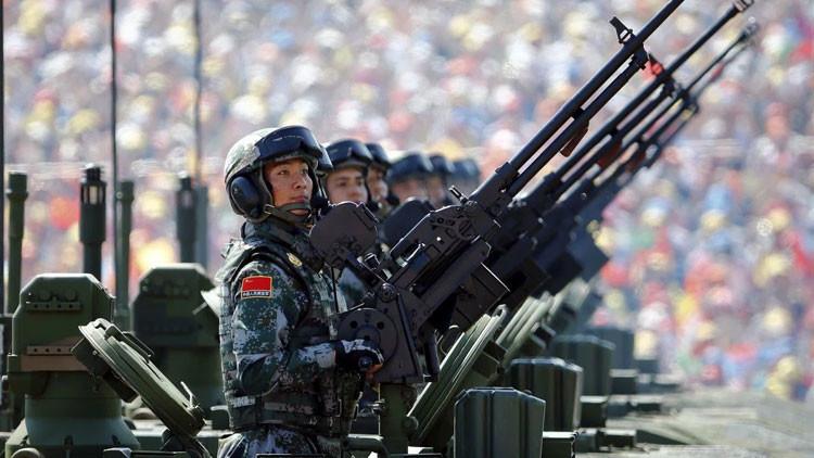 """""""Medida justificada"""": ¿Para qué necesita China un aumento drástico de su gasto militar?"""