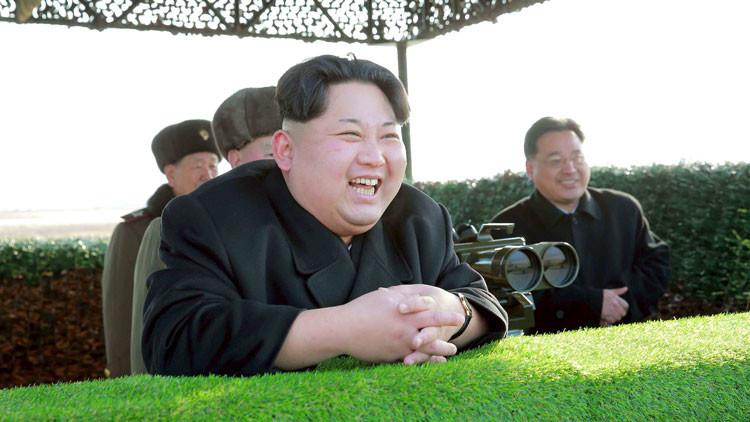 Imposible de calmar: Corea del Norte prueba un misil antitanque guiado por láser (Video)