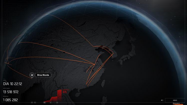 Aterrador simulador revela cómo y cuándo llegará 'el día del juicio final' (Fotos)