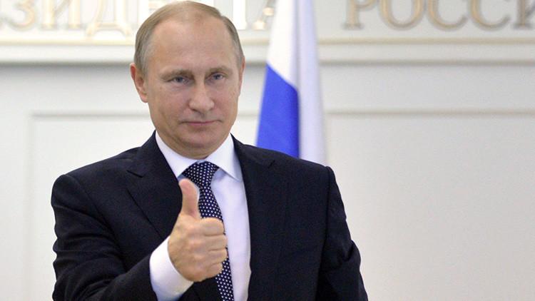 """Jefe de Inteligencia militar de EE.UU.: """"Nos gustaría ser tan populares como Putin"""""""