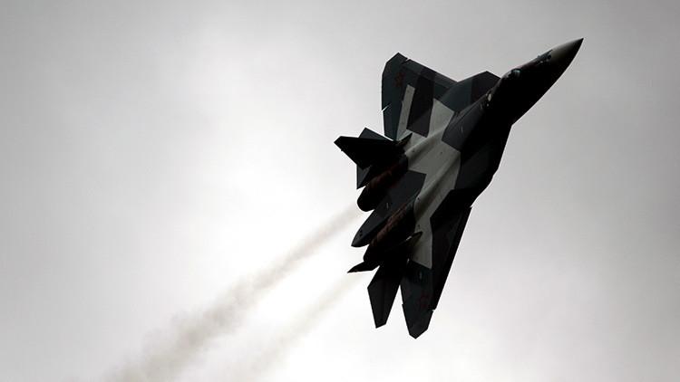 El cazabombardero ruso T-50 llevará inteligencia artificial