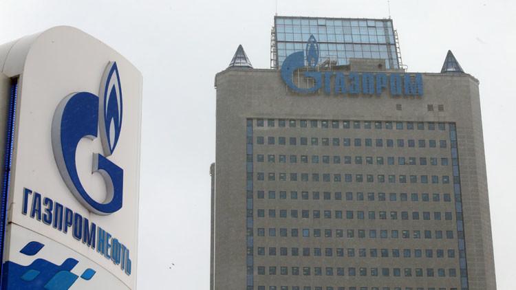 China ofrece un préstamo multimillonario al gigante energético ruso Gazprom