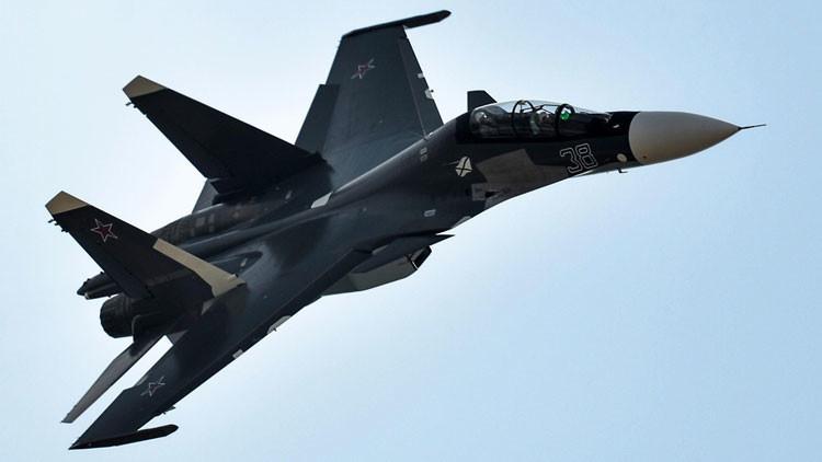 Rusia reemplaza y moderniza toda su aviación naval en el mar Negro