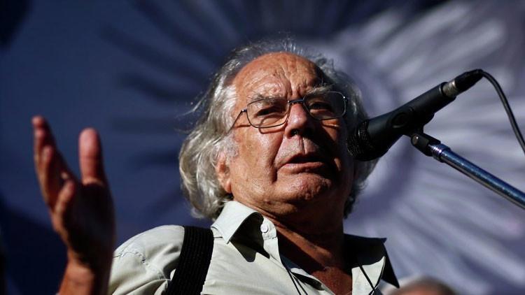 """Premio Nobel de la Paz argentino a Obama: """"No debe venir al país el 24 de marzo"""""""
