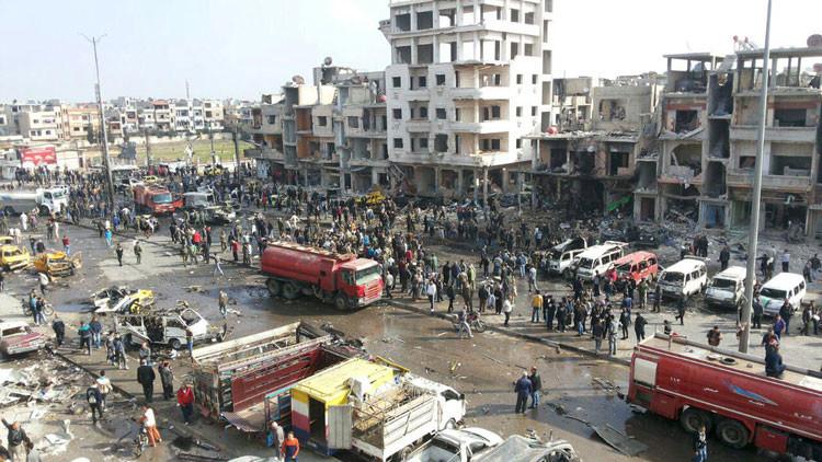 Siria: Se reporta un apagón de electricidad en todo el país