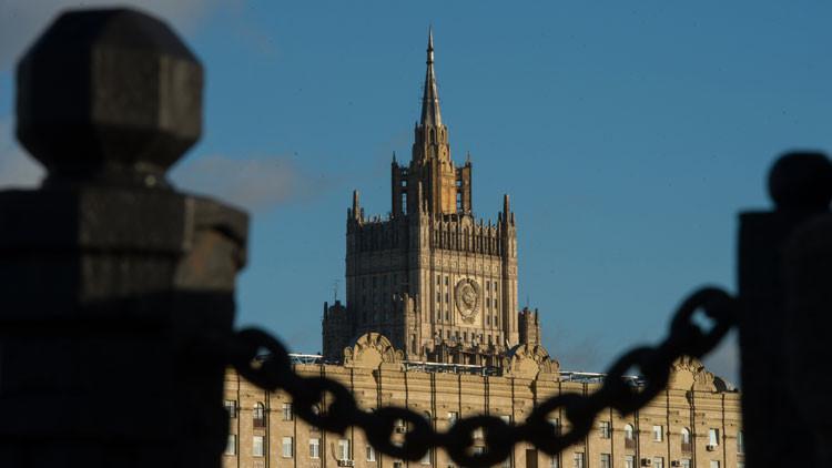 Rusia se reserva el derecho a tomar represalias contra EE.UU. por prolongar sanciones antirrusas