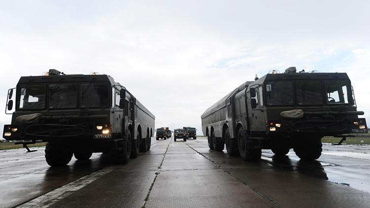 La Flota del Pacífico de Rusia se refuerza con el sistema de misiles costeros Bastión