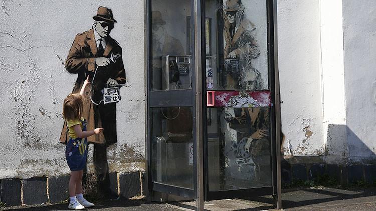 Científicos descubren la identidad de Banksy, el artista callejero más misterioso