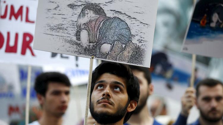 Sin precedentes: Turquía condena a dos sirios por muerte de niño ahogado en la costa del país