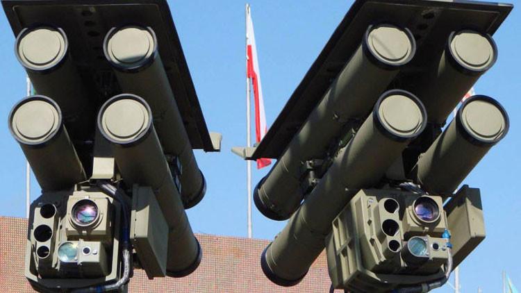 Video: El sistema antitanque Kornet reduce a cenizas un camión del EI