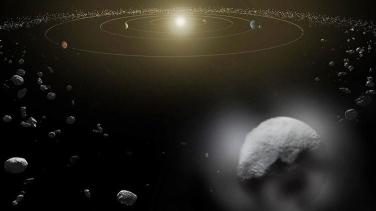 Un asteroide de 500 metros pasa cerca de la Tierra