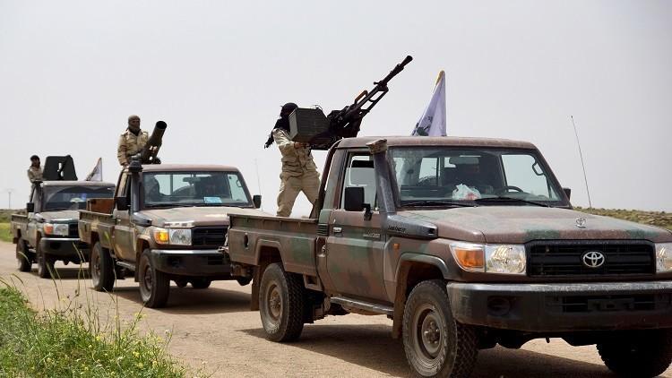 Rusia: Los terroristas entrenan en países de Oriente Medio para participar en el conflicto sirio