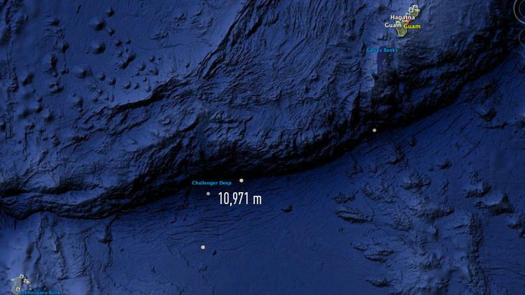 Audios: Graban la extrema profundidad oceánica y esto es lo que oyen