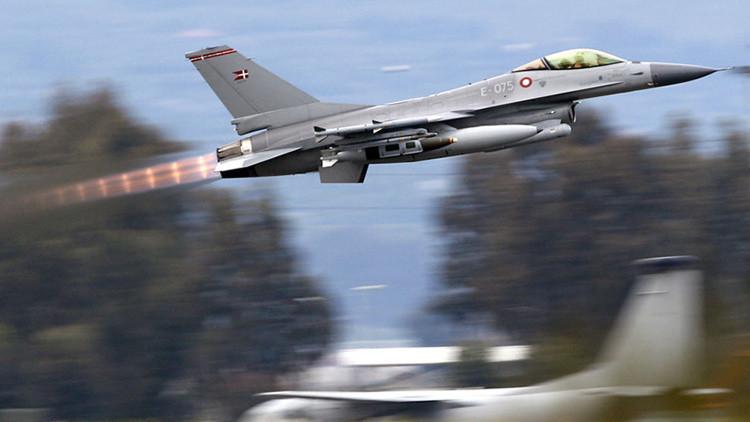 F-16 y 400 soldados: Dinamarca quiere extender su misión militar contra el EI en Irak y Siria
