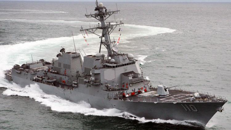 """""""Llega el fin de la supremacía naval de EE.UU. en Asia"""""""