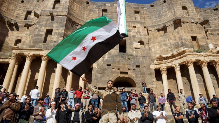 La oposición siria solicita protección a Rusia ante los extremistas