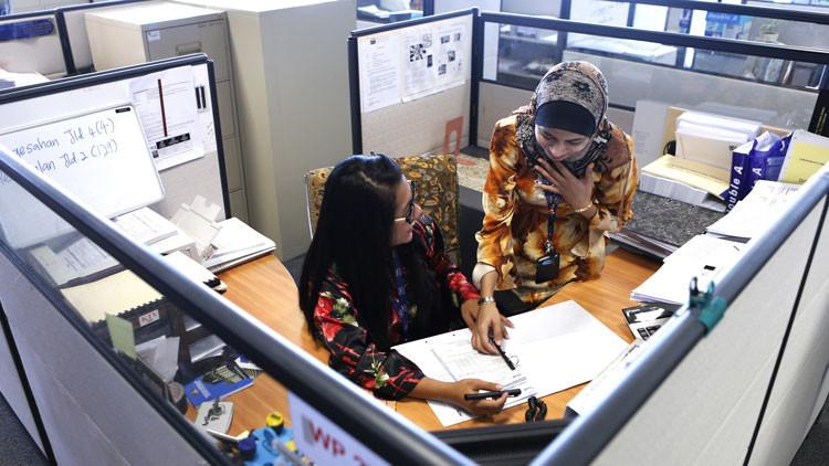 Su trabajo les relaja: el país donde la gente ama a su empleo (Gráfica)