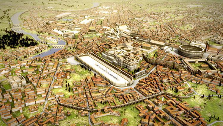 Viaje al pasado: un video en 3D muestra la antigua Roma como nunca la habíamos imaginado