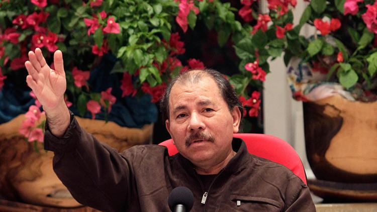"""Presidente de Nicaragua sobre el decreto de Obama contra Venezuela: """"Es una declaratoria de guerra"""""""