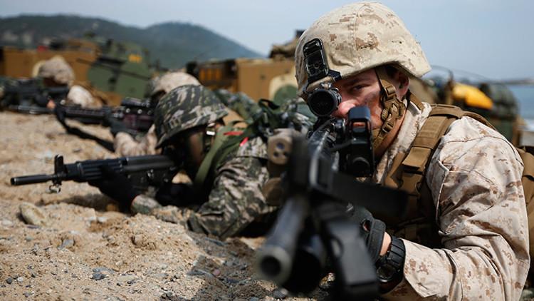 Corea del Sur y EE.UU. celebrarán maniobras conjuntas sin precedentes