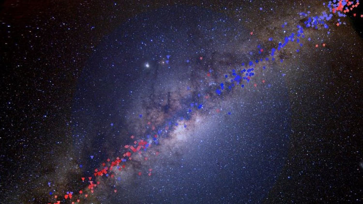 Las ondas gravitacionales recién descubiertas en realidad serían algo mucho más misterioso