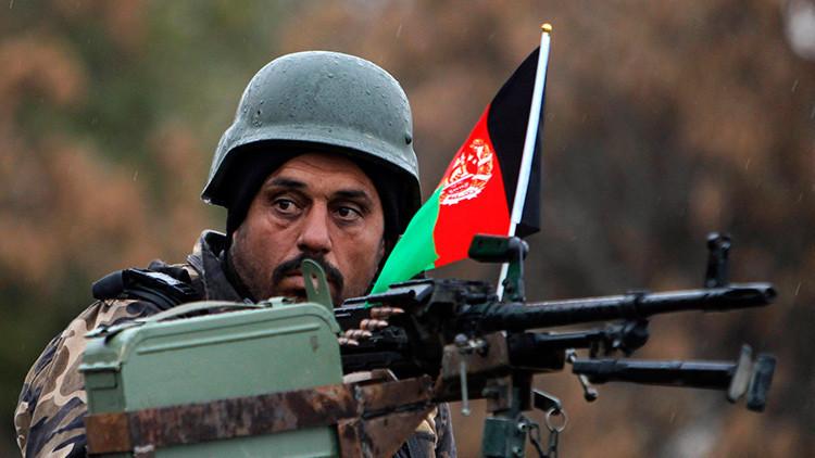¿Cementerio yihadista? El presidente de Afganistán reclama la victoria sobre EI en el este del país