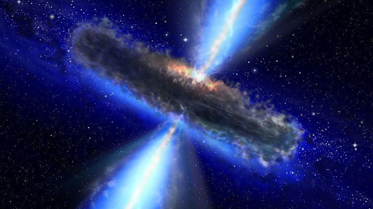 Descubren una enorme reserva de agua en las profundidades del universo