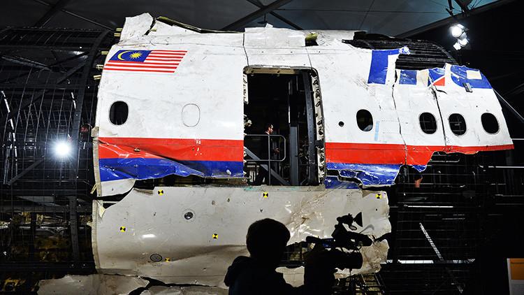 """Rusia cree que la investigación privada de la tragedia del MH17 """"falsea la realidad"""""""