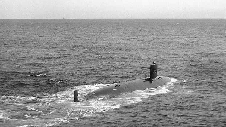 La amenaza nuclear de la Guerra Fría que aún 'duerme' en el fondo de los océanos
