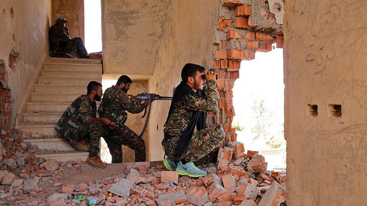 Turquía abre fuego de artillería contra los kurdos en Siria