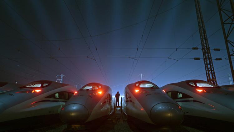 Así ha construido China su extraordinaria red de alta velocidad, la mayor del planeta