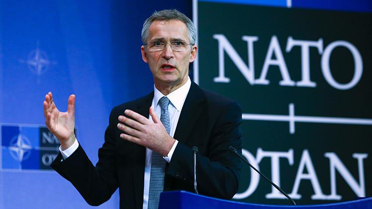 """La OTAN acusa a Rusia de intentar """"dividir"""" a la alianza"""