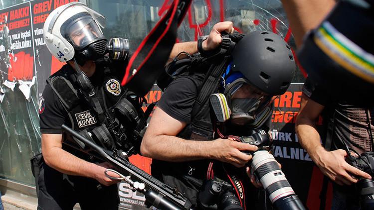 El Gobierno turco se apodera de la agencia de noticias opositora