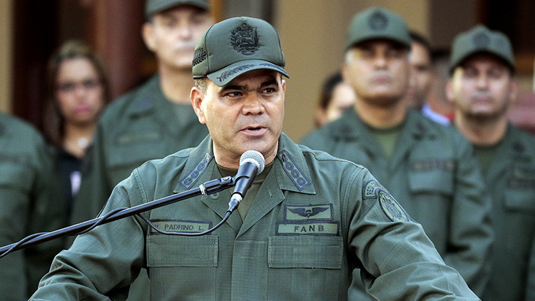 """""""No es Venezuela la que interviene por todo el mundo para promover y ejecutar guerras atroces"""""""