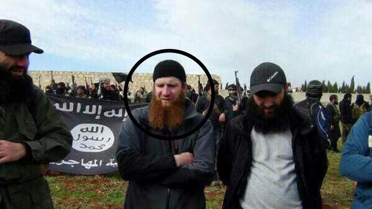 Atacan al 'ministro de la guerra' del Estado Islámico en un bombardeo de EE.UU. en Siria
