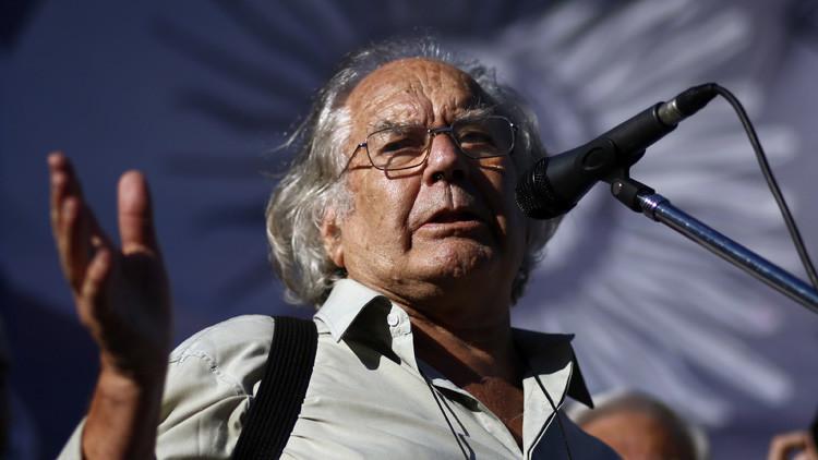 """Premio Nobel de la Paz argentino: """"El último golpe de Estado fue respaldado por EE.UU."""""""