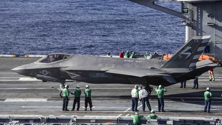 Una pesadilla para los pilotos: Ahora a los cazas F-35 estadounidenses les fallan los radares