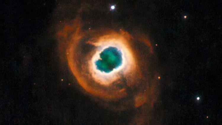 ¿Cómo será el fin del mundo?: El telescopio Hubble representa gráficamente la muerte solar